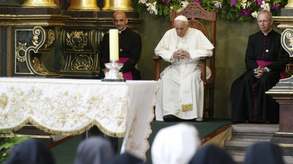 Popes Homily at the Shrine of Our Lord of Miracles: <br> Full Text