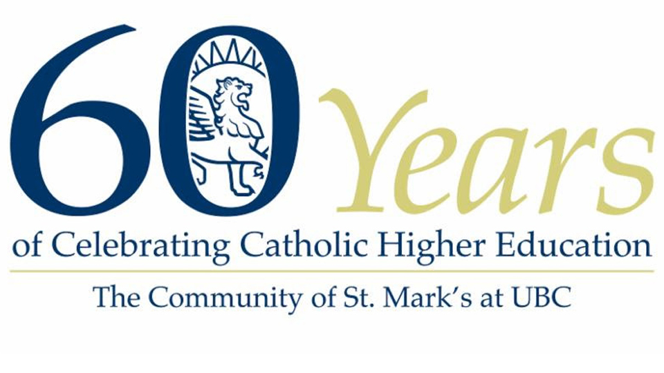 St. Mark's College at UBC: Spring and Summer 2018 Events Announced!