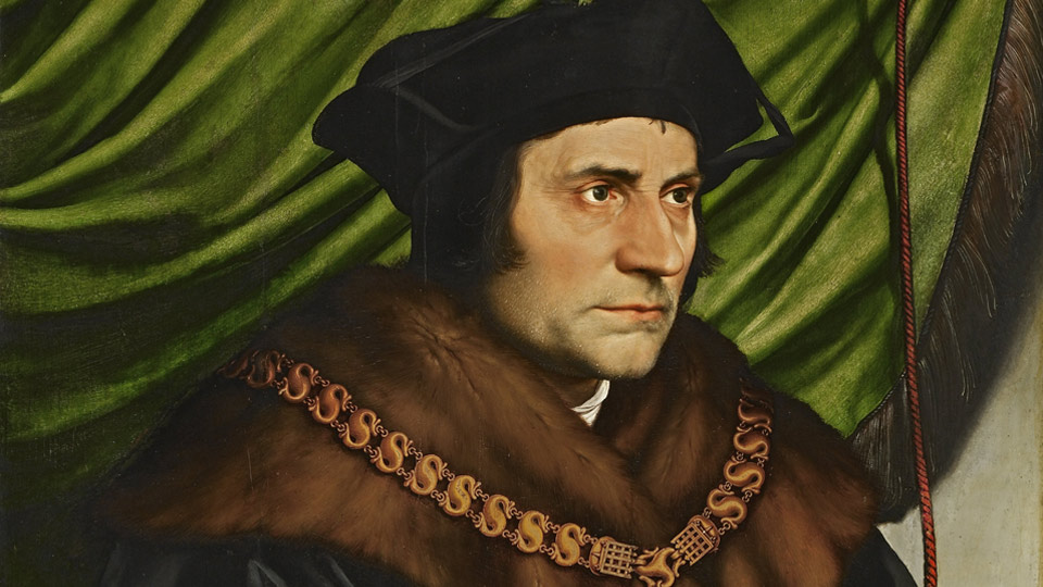 St. Thomas More and the responsibility <br>of Christian citizenship