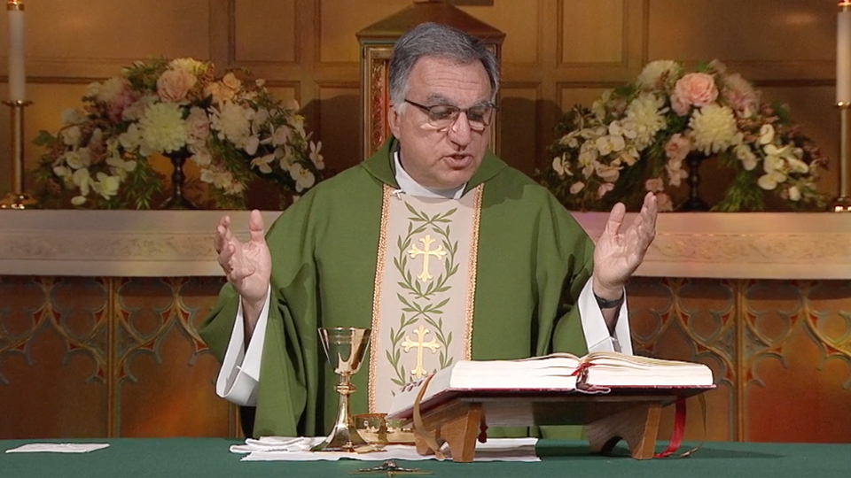 Daily TV Mass with Fr. Thomas Rosica, C.S.B.