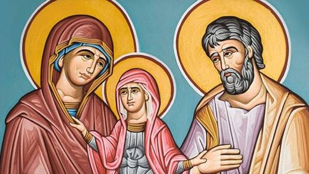 The Feast of St. Joachim and St. Anne