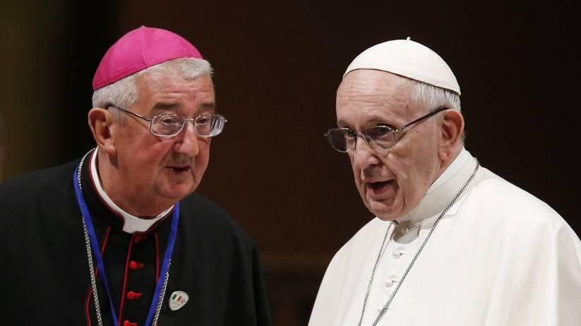 Pope Francis in Ireland: Words of welcome from Archbishop Martin, Primate of Ireland