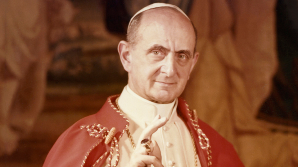 Blessed Paul VI: The Helmsman of the Vatican