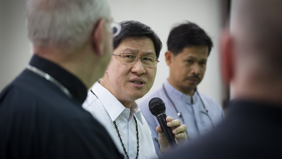 Perspectives Daily: Archbishop of Manila orders the churches to open their doors