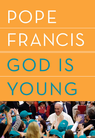 Cover of Pope Francis' book God is Young