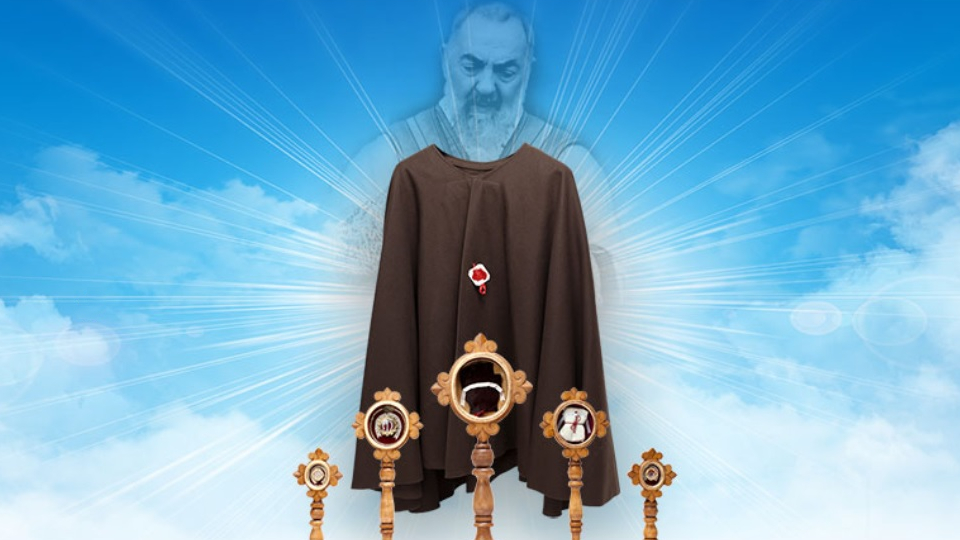 Perspectives Daily: Padre Pio Comes to Toronto