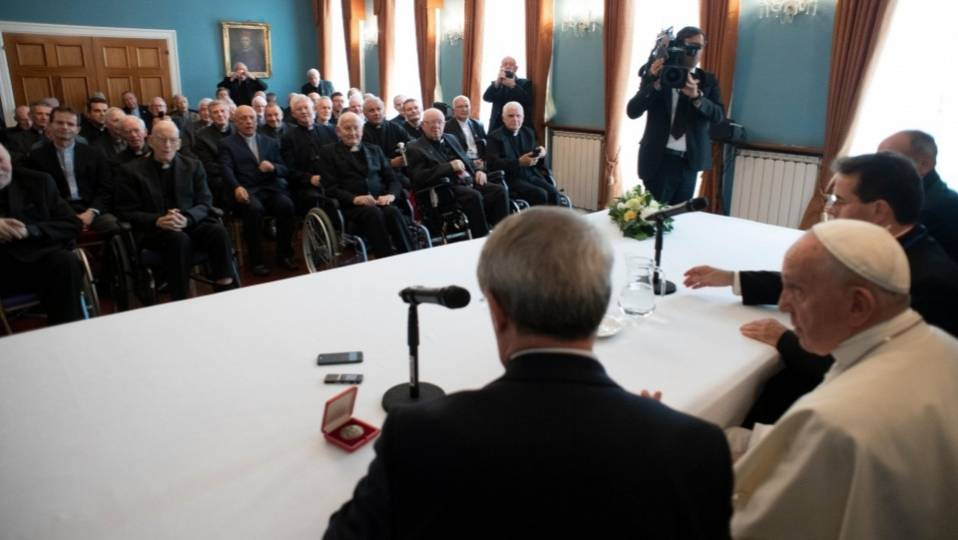 Perspectives Daily: Details emerge of the pope's private meeting with Jesuits