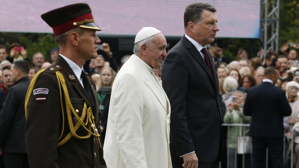Perspectives Daily: Highlights of the pope's day in Latvia