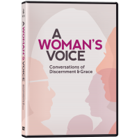 A Woman's Voice: Conversations of Discernment and Grace + Study Guide