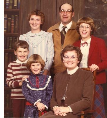 The Girodats, circa 1983