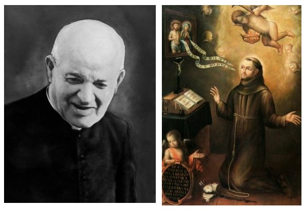 Blesseds George Preca and Simon of Lipnica