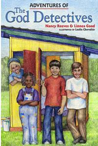 Cover of the God Detectives