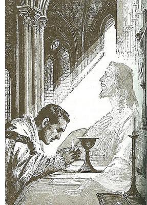 Precious Blood, Priest @ Mass