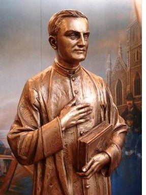 Father McGivney, founder of the Knights of Columbus