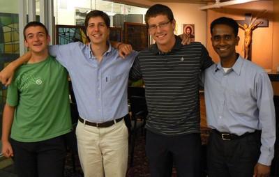 Summer Seminarians