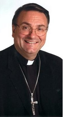 Montreal Auxilary Bishop Anthony Mancini, new Archbishop of the Archdiocese of Halifax and the Apostolic Administrator of the Diocese of Yarmouth, Nova Scotia