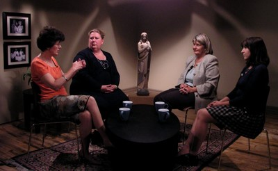 A clip from the Mothering: Full of Grace discussion group