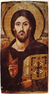 Christ Sinai Icon