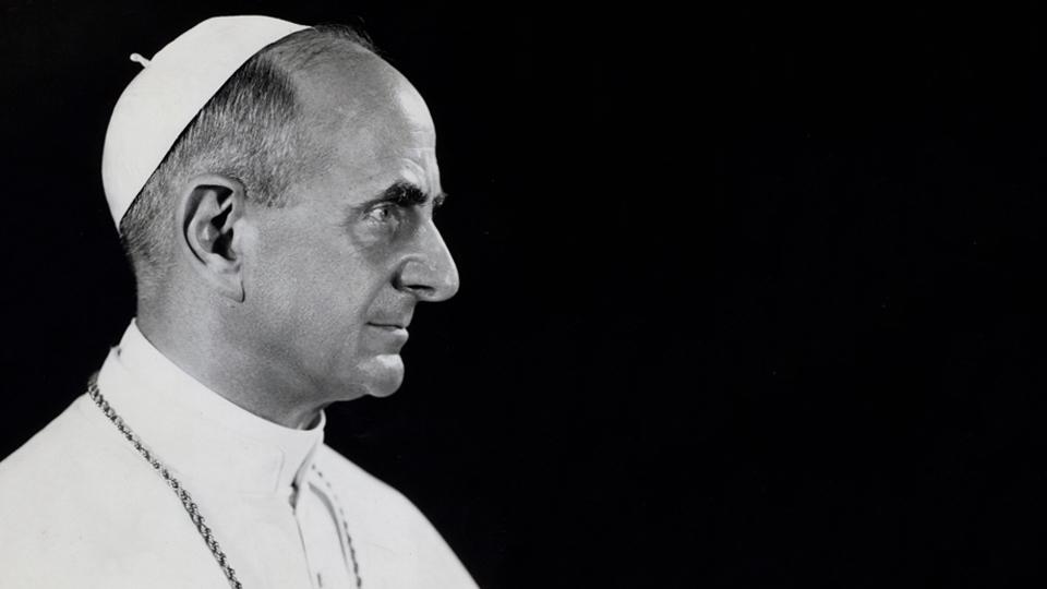 Pope Saint Paul VI Giovanni Battista Enrico Antonio Maria