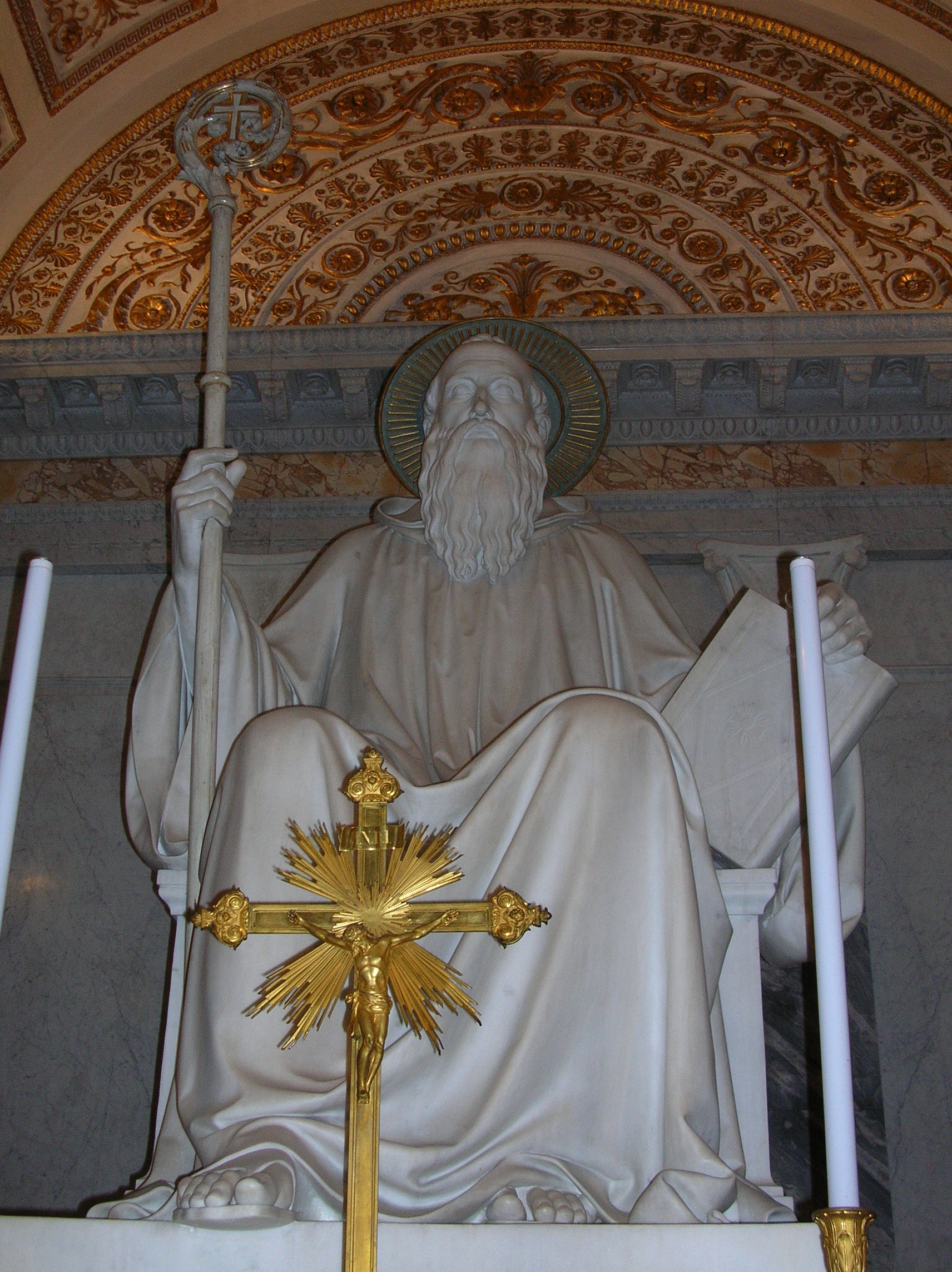 San Benedetto chapel