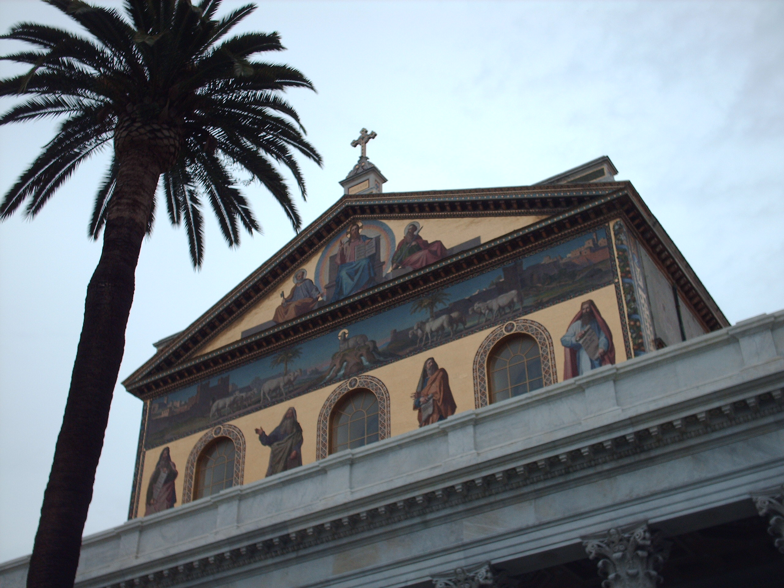 Papal Basilica of St. Paul Outside-the-Walls