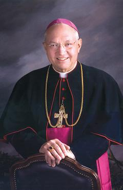 Bishop Robert Molino
