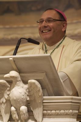 Bishop Richard Grecco