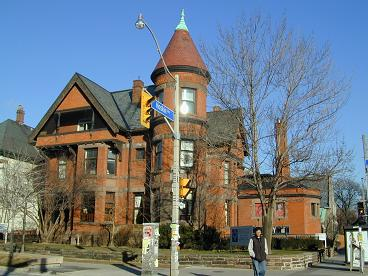 Newman Centre, University of Toronto