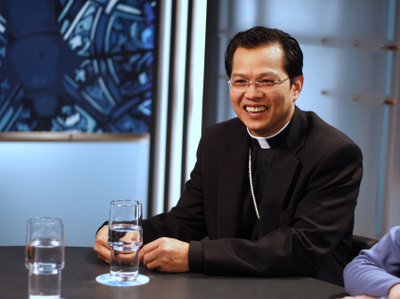 Bishop Vincent Nguyen