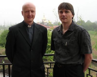 Photo 1 f.Ihor Boyko and Yury Monczak