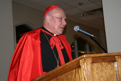 Cardinal William Joseph Levada - Photo credit: Deborah Gyapong