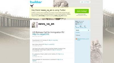 VaticanTwitter