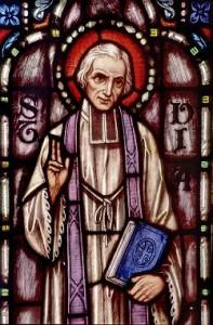 St. John Marie Vianney, patron saint of parish priests (CNS photo/Crosiers)