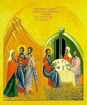 Emmaus icon