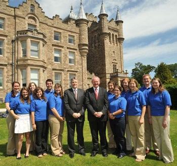 Young Ambassador Program participants / Photo Credit: St. Patrick Centre