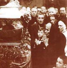 Canonização de St. Maria Goretti 3