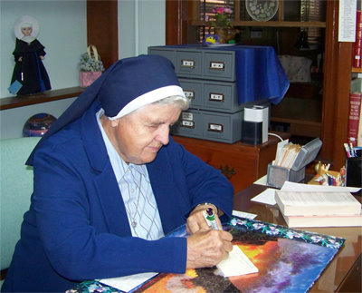 Sister Rena Gagnon