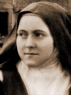 St Thérèse of Lisieux