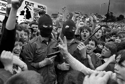 'The IRA in Andersonstown'August 1980