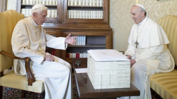 What Benedict stored, Francis scatters…Some Reflections on the Papal Transition