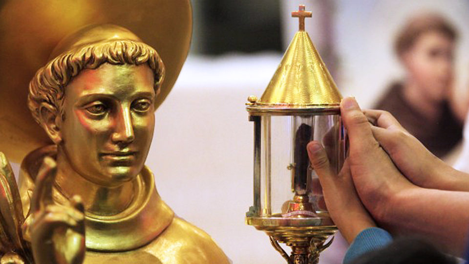 Catholic Focus: Finding St. Anthony