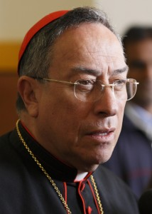 Cardinal Rodriguez Maradiaga named to advise pope on reform of Vatican bureaucracy