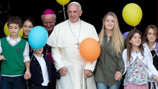 papal joy