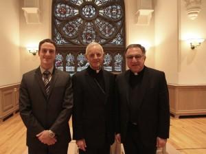 02 Sebastian Cardinal Wuerl Fr. Rosica 1