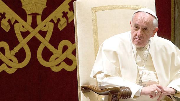 Pope to Roman Curia