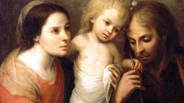 Holy Family 610x343