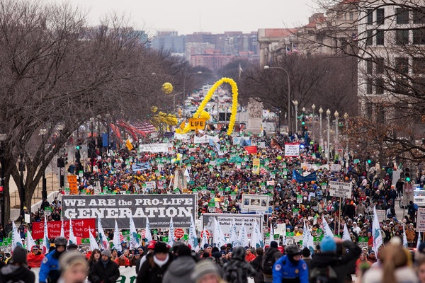 March for Life Washington DC2
