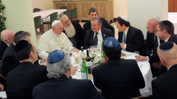 pope_rabbis