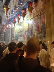 fransiscans_holy sepulchre