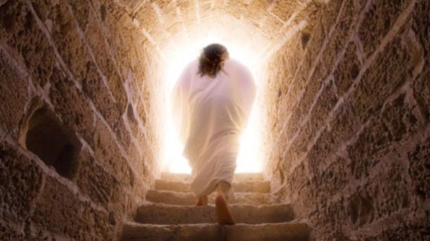 Jesus Risen cropped